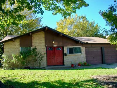 Grapevine Single Family Home Active Option Contract: 1062 Easy Street