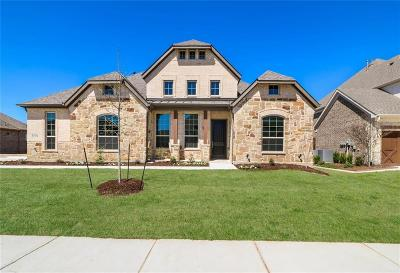 Little Elm Single Family Home For Sale: 1608 Canals Drive