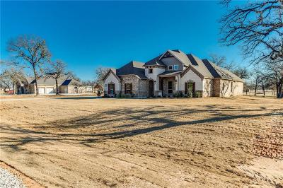 Archer County, Baylor County, Clay County, Jack County, Throckmorton County, Wichita County, Wise County Single Family Home For Sale: 104 Mission Oak Drive