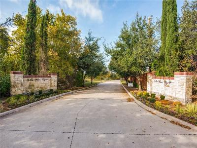 The Colony Residential Lots & Land For Sale: 7258 Waters Edge Drive