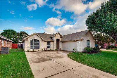 Allen Single Family Home Active Option Contract: 1632 Lakeside Drive