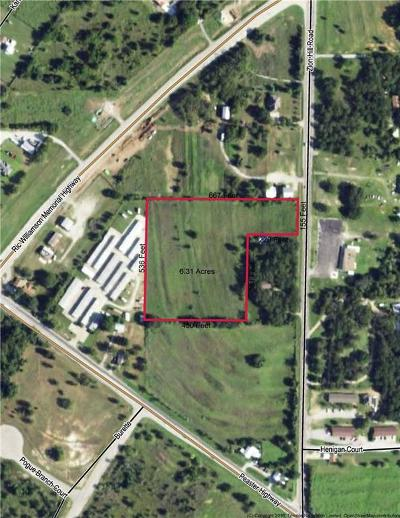 Weatherford Commercial Lots & Land For Sale: 215 A Zion Hill Road