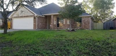 Seagoville Single Family Home For Sale: 1220 Shelby Drive