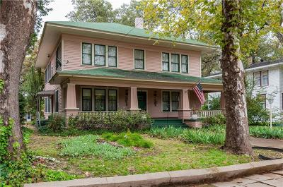 Waxahachie Single Family Home For Sale: 512 N College Street
