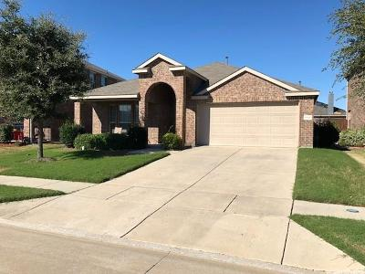 Little Elm Single Family Home Active Option Contract: 1025 Lake Grove Drive