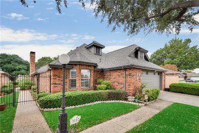 Garland Single Family Home Active Option Contract: 3102 Big Oaks Drive
