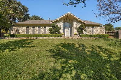 Fort Worth Single Family Home For Sale: 6704 Brants Lane