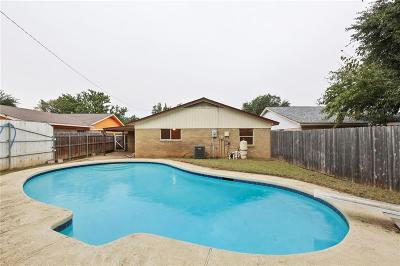 Irving Single Family Home For Sale: 2301 Chandelle Drive