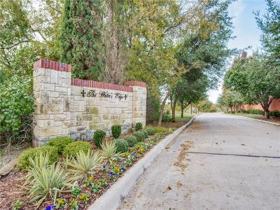 The Colony Residential Lots & Land For Sale: 7285 Waters Edge Drive