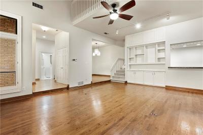 Farmers Branch  Residential Lease For Lease: 3464 Courtyard Circle