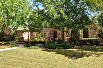 Fort Worth Single Family Home For Sale: 6650 Laurel Valley Drive