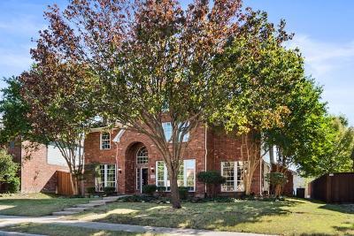 Allen Single Family Home For Sale: 1410 Stillforest Drive