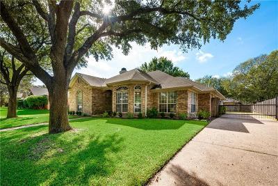 Waco Single Family Home For Sale: 1105 Western Ridge Drive