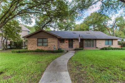 Fort Worth TX Single Family Home For Sale: $449,900