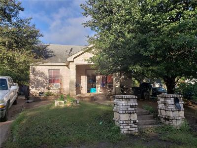 Fort Worth Single Family Home For Sale: 3600 Willing Avenue