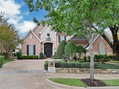 Southlake Single Family Home For Sale: 1303 Avon Terrace
