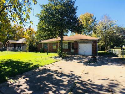 Dallas Single Family Home For Sale: 1007 Pleasant Drive
