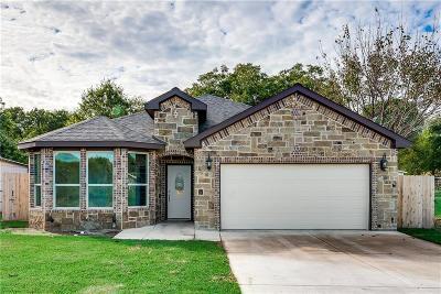 Everman Single Family Home For Sale: 308 E Enon Avenue