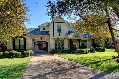 Keller Single Family Home For Sale: 1412 Crimson Glory Court