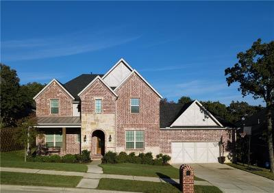 Corinth TX Single Family Home For Sale: $479,995