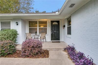 Farmers Branch Single Family Home For Sale: 3129 Chatsworth Drive
