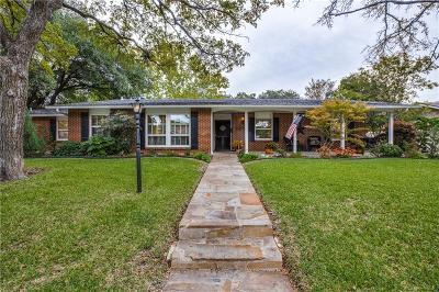 Single Family Home For Sale: 3977 Cedar Bayou Drive