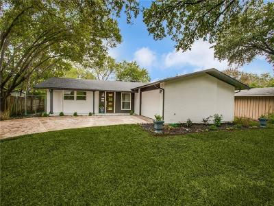 Single Family Home For Sale: 3229 Dartmoor Court