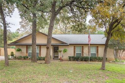 Euless Single Family Home Active Option Contract: 903 Oakwood Drive