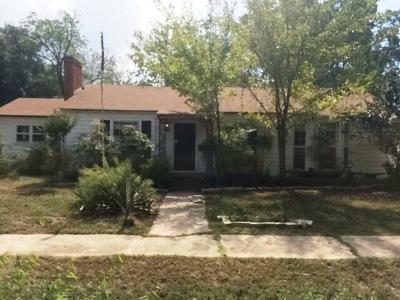 Teague Single Family Home For Sale