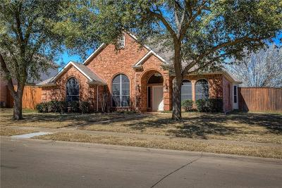 Garland Single Family Home For Sale: 1517 Spring Hollow Lane
