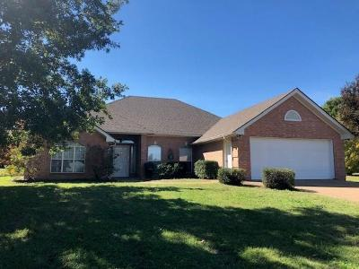 Stephenville Single Family Home Active Contingent: 1446 Pecan Hill Road