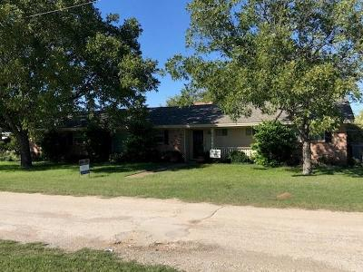 Throckmorton County Single Family Home For Sale: 310 Robin