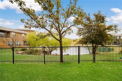 Grand Prairie Townhouse For Sale: 2685 Venice Drive #2