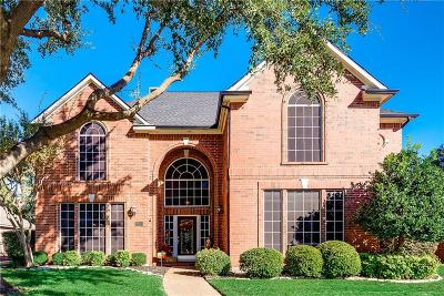 Rowlett Single Family Home For Sale: 2909 Westshore Drive