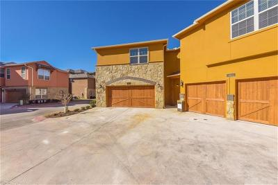 Grand Prairie Townhouse For Sale: 7310 Venice Drive #5