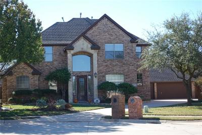 Keller Single Family Home For Sale: 2000 Fox Meadow Drive