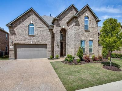 Single Family Home For Sale: 2124 Hideaway Lane