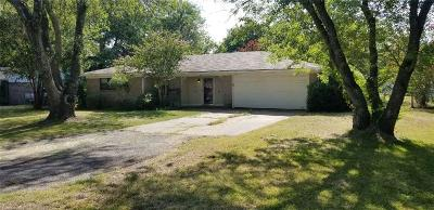 Quinlan Single Family Home For Sale: 316 N Greenway Drive