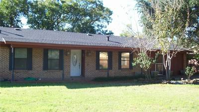 Mineral Wells Single Family Home For Sale: 2302 SE 11th Street