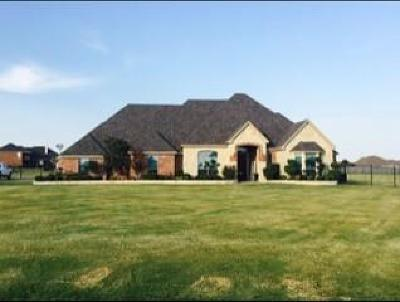 Terrell Single Family Home For Sale: 3133 Belmont Lane