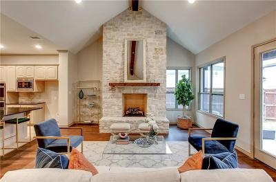 Fort Worth Single Family Home For Sale: 527 Trail Rider Road