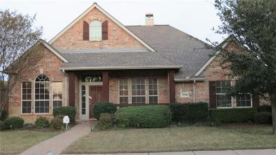 Frisco Single Family Home For Sale: 7990 Bishop Drive