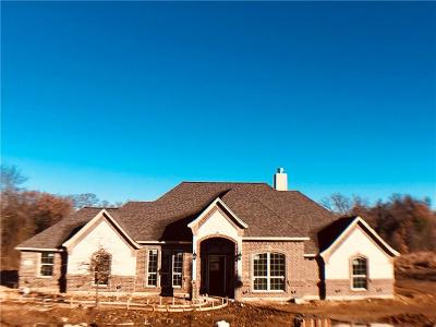 Azle Single Family Home For Sale: 280 Scenic Wood Drive