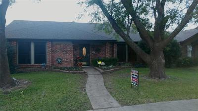 Rowlett Single Family Home For Sale: 9301 Shearer Street