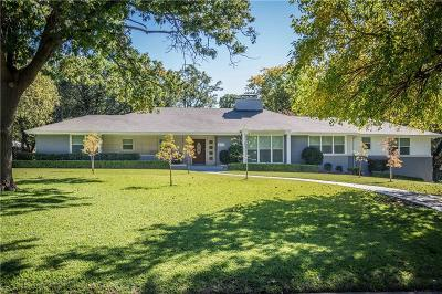 Sherman Single Family Home For Sale: 200 W McGee Street