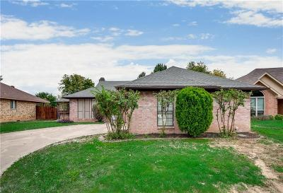 Flower Mound Single Family Home For Sale: 5214 Prairie Creek Drive