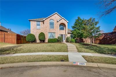 Plano Single Family Home For Sale: 3905 Seaham Court