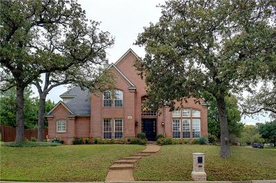 Southlake TX Single Family Home For Sale: $675,000