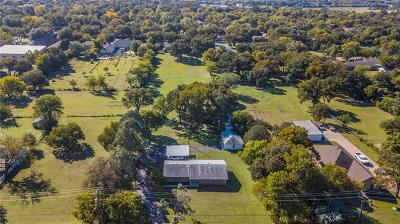 River Oaks Single Family Home For Sale: 5801 Meandering Road