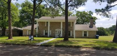Mexia Single Family Home For Sale: 211 Morningside Drive